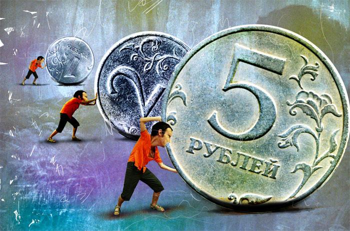 По итогам 1 квартала 2014 года среднемесячная заработная плата в Рубцовске увеличилась