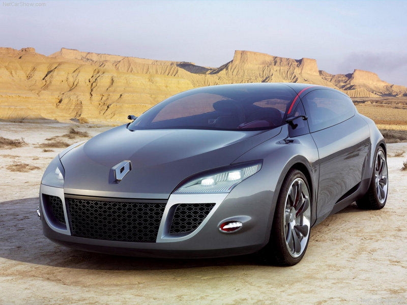 Renault рассекретил детали концептуа…